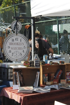 Brooklyn Flea. Fort Greene, Brooklyn